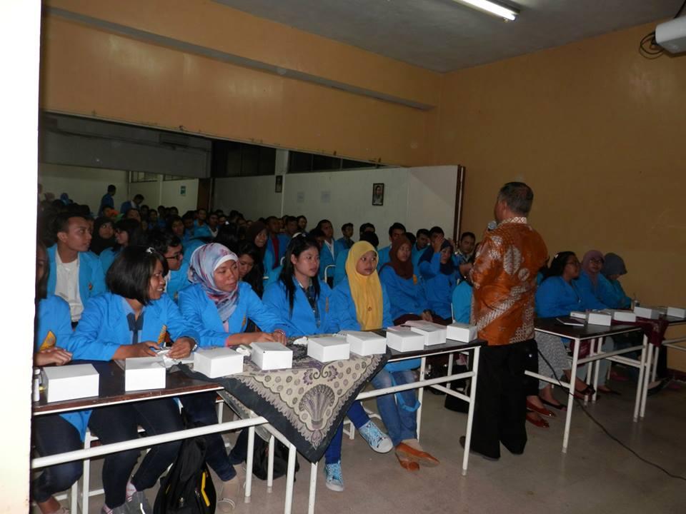 Pembekalan Mahasiswa Baru Politeknik Tunas Pemuda